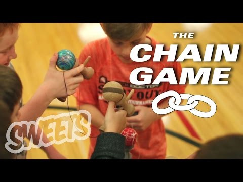 Kendama Game Guides: The Chain Game