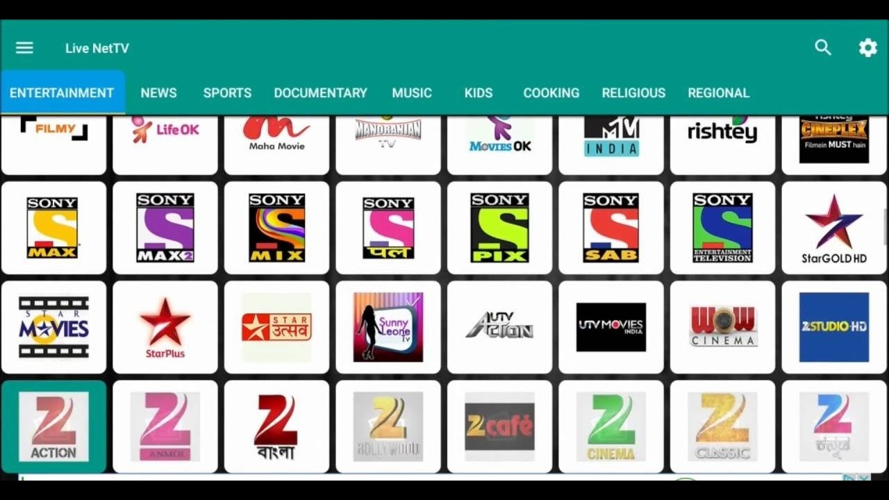 How To Watch Live Tv Channels of India Pakistan US UK Arabic Bangali Turkish