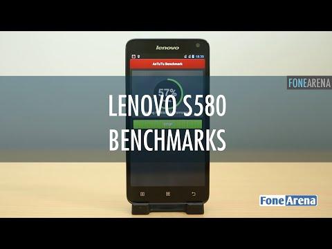 Lenovo S580 Benchmarks