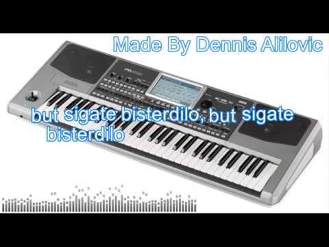Ramko Odola vosta (Karaoke) Matrica by Dennis Alilovic