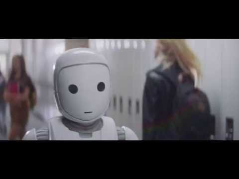 Oxford Cool Robot - Never Give Up - Full...