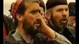 Зикр в Чечне в 1994 году