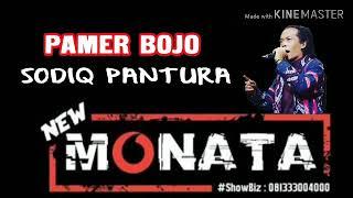 Gambar cover Terbaru PAMER BOJO - NEW MONATA cak SODIQ pantura 🤙
