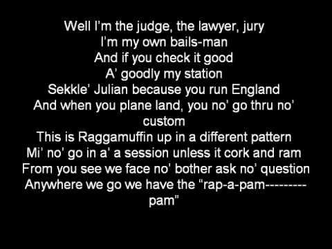 Stephen Marley - Traffic Jam (Acoustic Version) With  Lyrics
