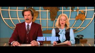 Anchorman 2 Ron Burgundy.