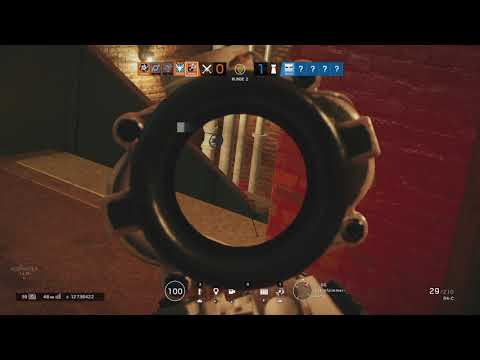 Ash 1v5 Rainbow Six Siege Youtube