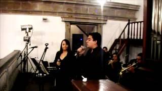 Orquestra Maximus Recife - How Can I Go On - Lucas &  Gleyce - Casameno