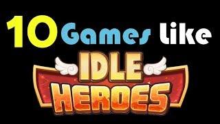 10 Games Like Idle Heroes screenshot 5