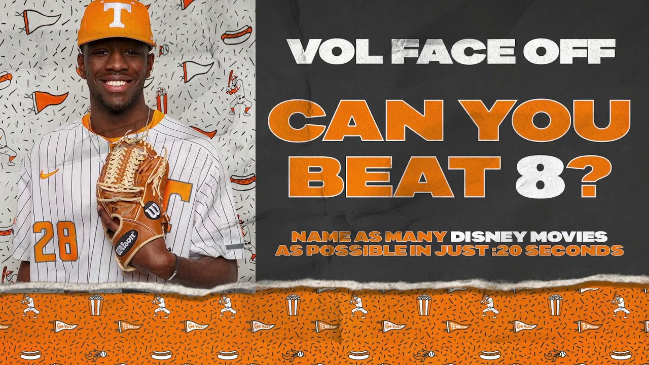 Vol Face-Off at Lindsey Nelson Stadium: Disney Movies!