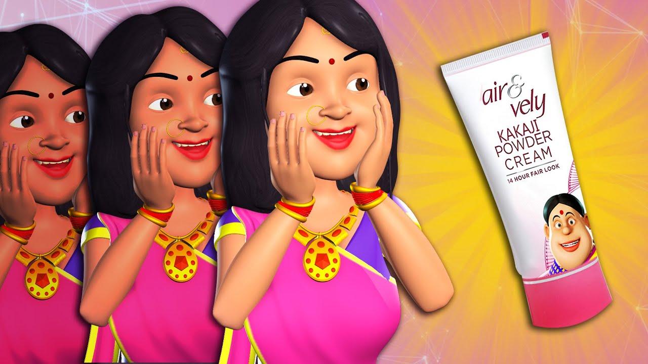 Greedy Bahu part 3 | Magical Face Cream | लालची बहू जादुई चेहरा क्रीम | Hindi Kahaniya | DADA TV