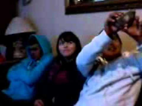 karaoke en la casa de la indira ricky-muerte en hawai