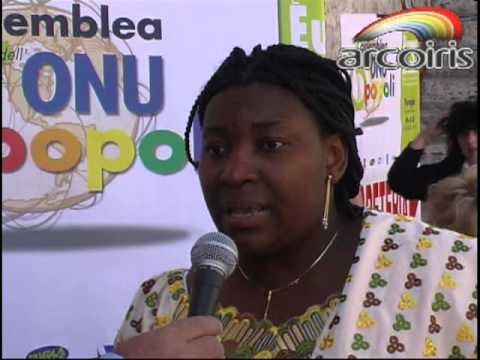 Intervista a Bridget Yorgure, Movimento soppravvivenza popolo OGONI - Nigeria
