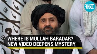 Mullah Baradar reads from script in new video to reject reports of rift with Haqqanis