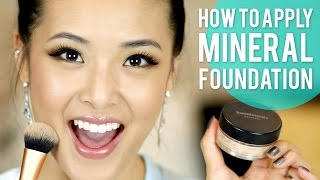 How to Apply Mineral Foundation (BareMinerals) thumbnail