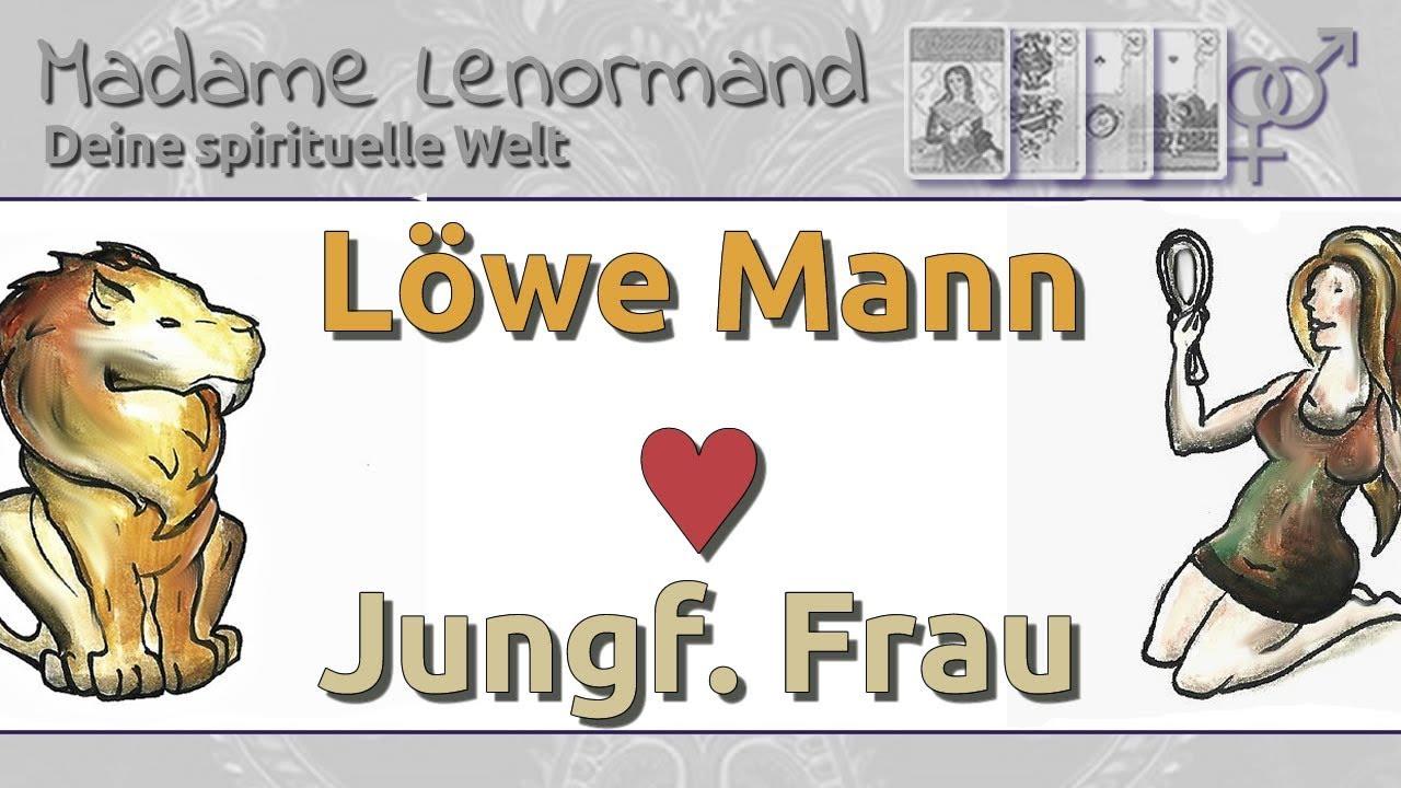 Löwe Mann & Jungfrau Frau: Liebe und Partnerschaft - YouTube