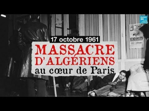 Download Le 17 octobre 1961, la sanglante répression des Algériens à Paris • FRANCE 24