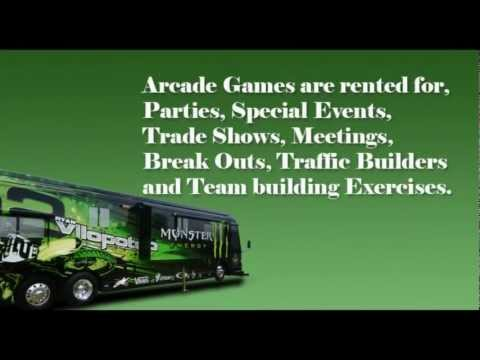 Gaming Truck Rental - (800) 270-2545