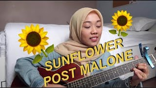 Sunflower - post malone (cover)