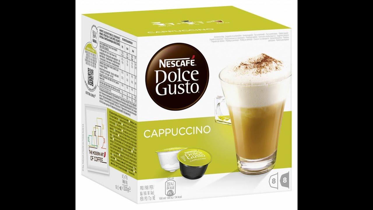 Многоразовые капсулы для кофемашин Dolce Gusto - YouTube