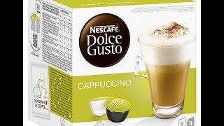 как сделать капучино в капсульной кофеварке