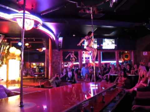 Joanna - 2013 Professional Pole Dance Competition Guest Performance - Voodoo Lounge, Perth