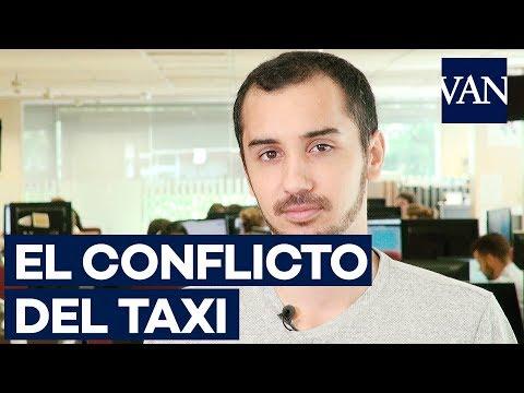 El conflicto del taxi, ¿qué está pasando en España?   HUELGA DE TAXIS