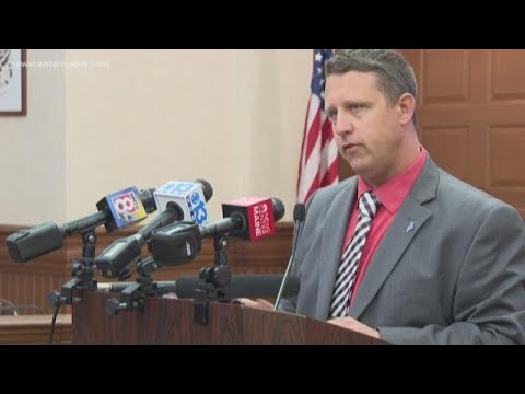 Lewiston Mayor Resigns