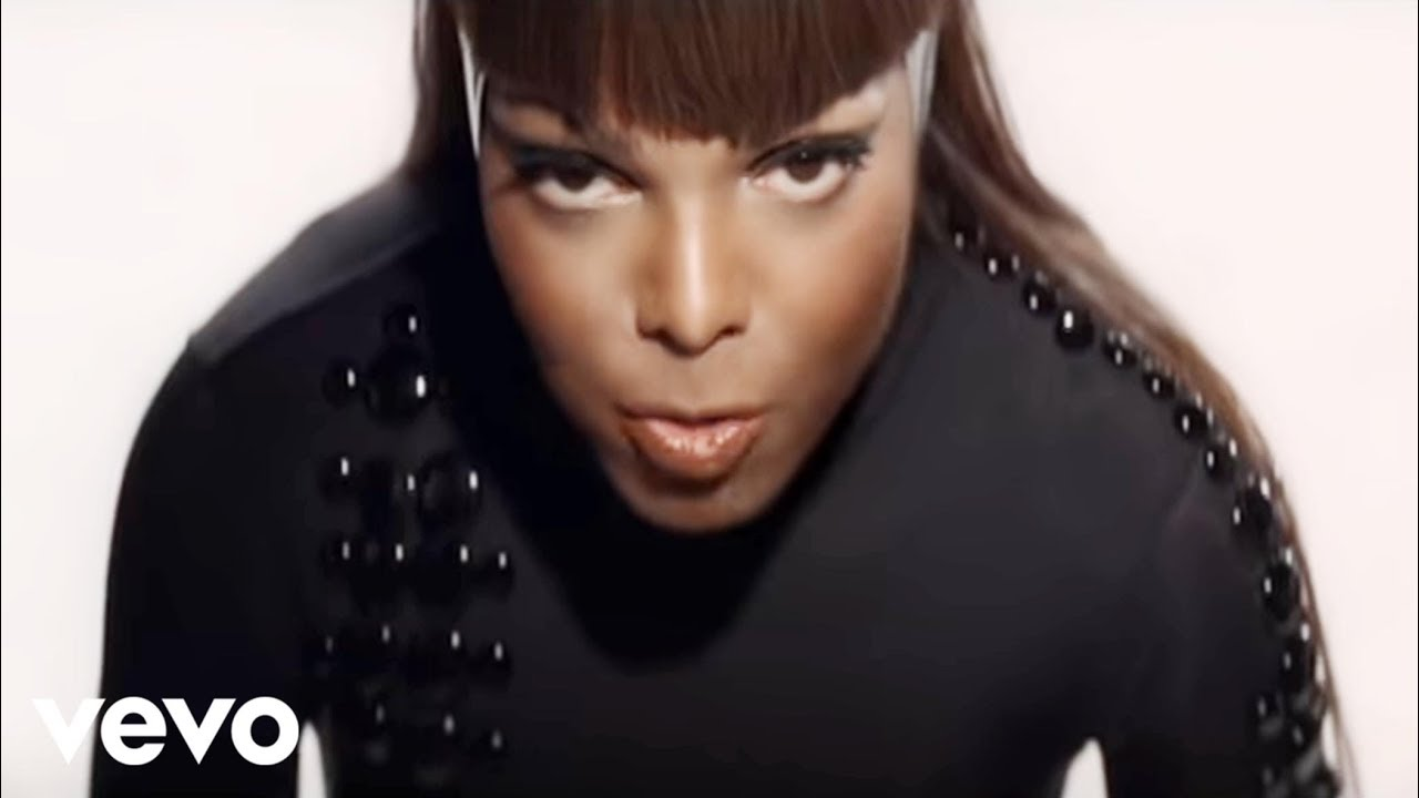 Janet Jackson - Feedback (Official Video)