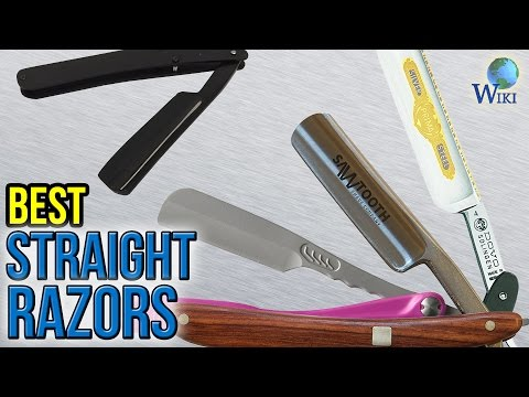 8 Best Straight Razors 2017