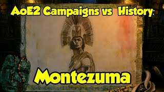 AoE2 Campaigns vs History: Montezuma