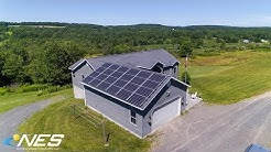Solar Installation in Moravia, NY