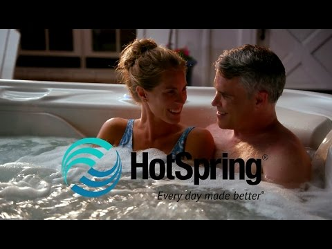 The Wellness Experience by Hot Spring Spas
