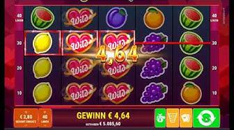 Fruit Love online spielen - Merkur Spielothek / Bally Wulff