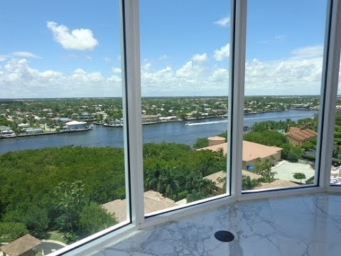 Oceanfront Luxury Penthouse For Sale Highland Beach Palm
