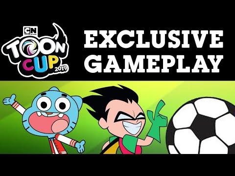 Toon Cup 2019 | Exclusive Gameplay | Cartoon Network UK