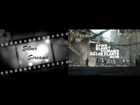 Dawn of the Planet of the Zombies and the Giant Killer Plants on Some Serious Acid Trailer Reaction