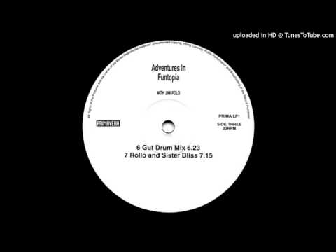Funtopia ft Jimi Polo~Do You Wanna Know (Gut Drum Mix)