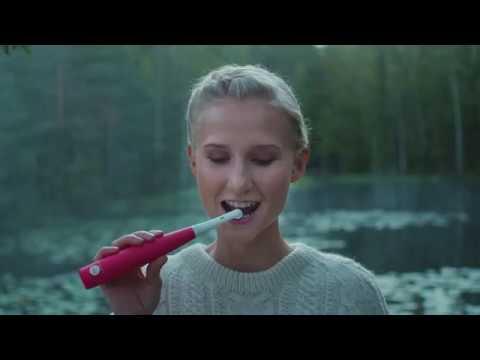 Jordan Clean Fresh - uuden sukupolven sähköhammasharjat