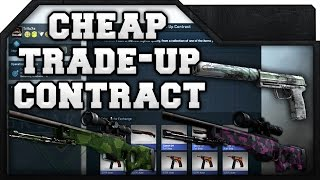 CS:GO - Cheap Trade Up Contract - AWP Pit Viper or Profit