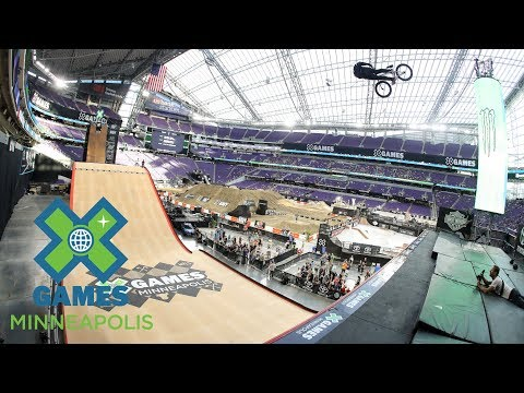 FULL BROADCAST: The Real Cost BMX Big Air Final | X Games Minneapolis 2017