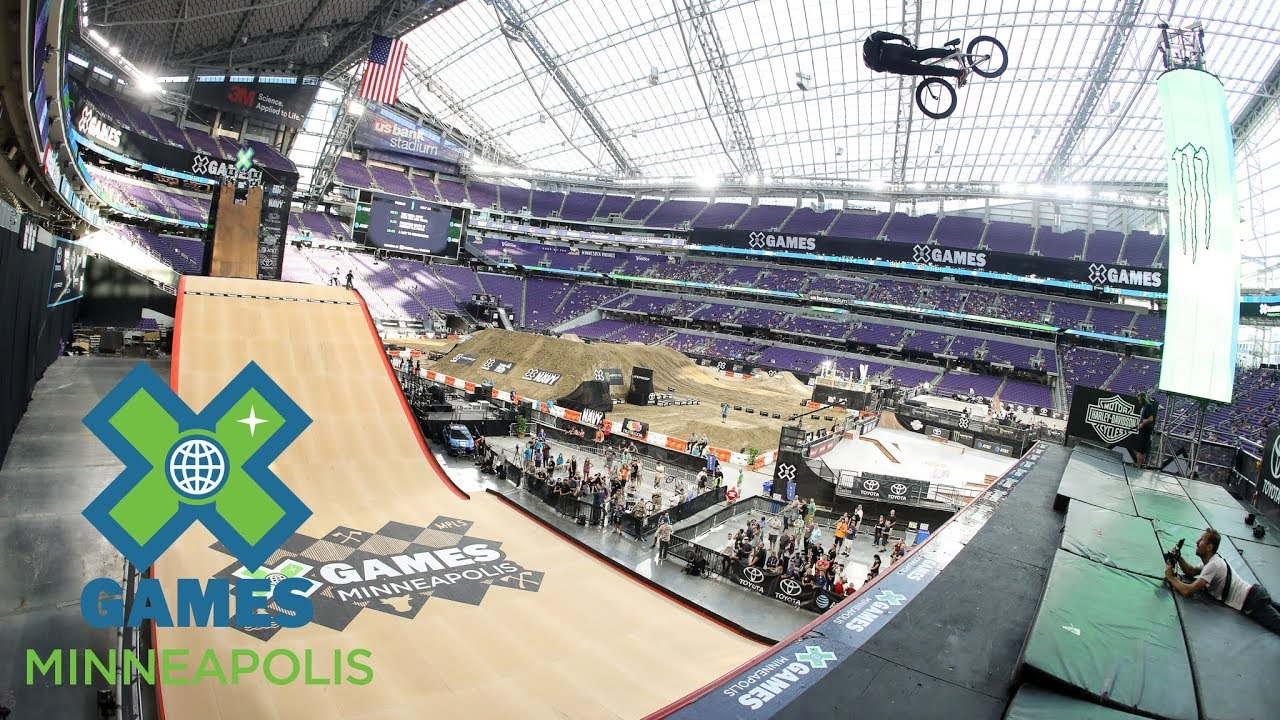 The Real Cost BMX Big Air: FULL BROADCAST | X Games ...