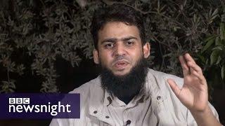 Jabhat Fath al Sham in depth interview - BBC Newsnight