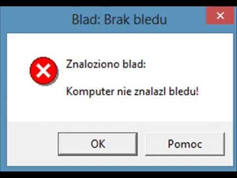 Super śmieszne komunikaty Windows 8 3 (2013)