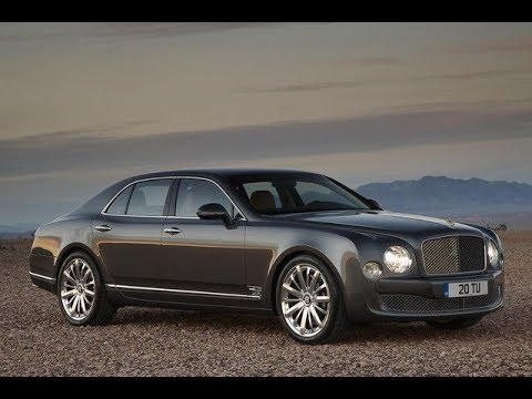 Megafabbriche: La Bentley Mulsanne