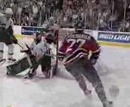 809e289f1 1999-00 Round 4 Game 6  Scott Niedermayer Goal - YouTube