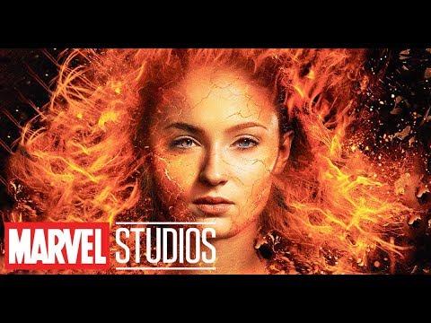 MARVEL STUDIOS INTRO (Custom) | X-Men: Dark Phoenix (2018) HD 1080p 60fps