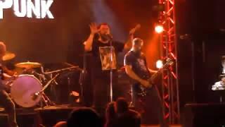 MadPunk - Nacido de la pota de un punk (Larsen) No Future Fest 2019 Barcelona [HD]
