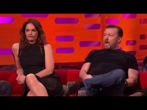 Graham Norton   Ruth Wilson, Tom Hiddleston, Rickie Gervais