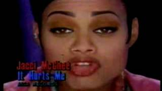 IT HURTS ME  Jacci mcghee with Keith sweat  HQ