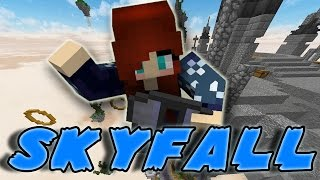 MINECRAFT SKYFALL: How Do I Use This?!